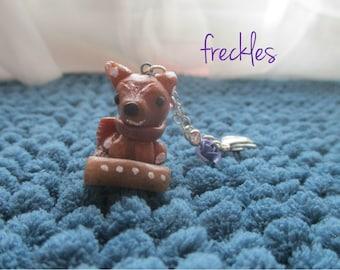 Keychain: Freckles
