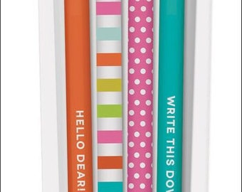 Happy Planner Create 365 Pen - Bright Pen - 4pc/pack - Page Markers