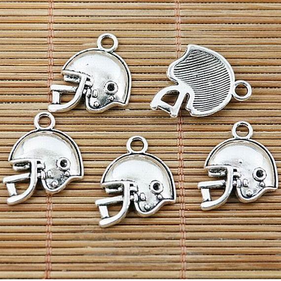 10pcs tibetan silver color snake design charms EF1445