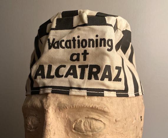 Vintage Vacationing At Alcatraz Prisoner Jail unif
