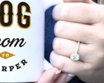 765525dd4 Dog Mom Mug, Dog Lover Mug, Custom Dog Mug, Dog Lover Gift, Dog Mom Gift,  Pet Parent, Dog Mug, Dog Gift, Rose Gold Rebel, Custom Dog