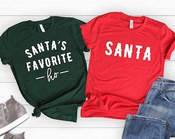 06c64852c Couple Christmas Shirts, Couple Christmas Sweaters, Funny Couples Shirts, Funny  Christmas Shirt, Matching Christmas Shirts, Christmas Pajama