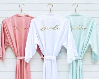 Wedding party robes  faf221140