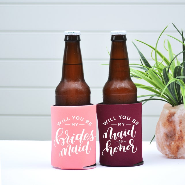 Bridesmaid Gift Will You Be My Bridesmaid Maid Of Honor Gift