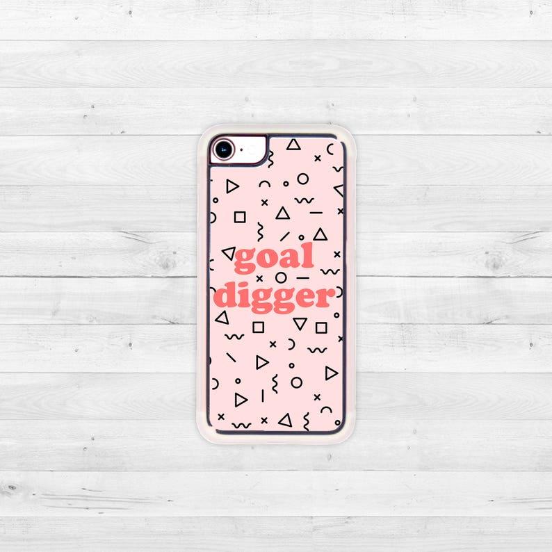 Goal Digger, iPhone 7 Case