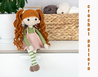 Elsie's doll of an amiguruma. Schemes and descriptions for ... | 270x340