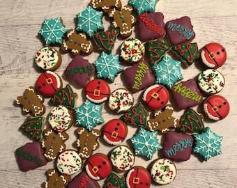 Christmas Mini Cookie Assortment