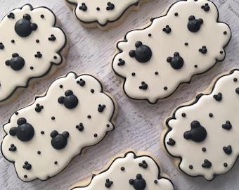 Disney themed Cookie Set