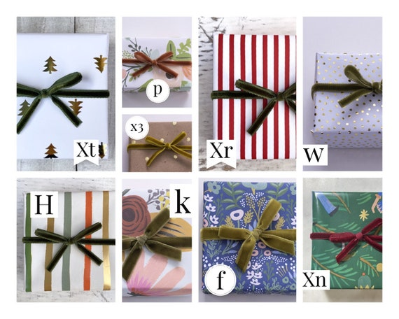 Add Gift Wrap to Any Order