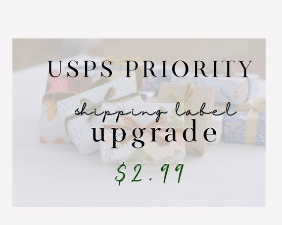 Add Options and Upgrade Shipping
