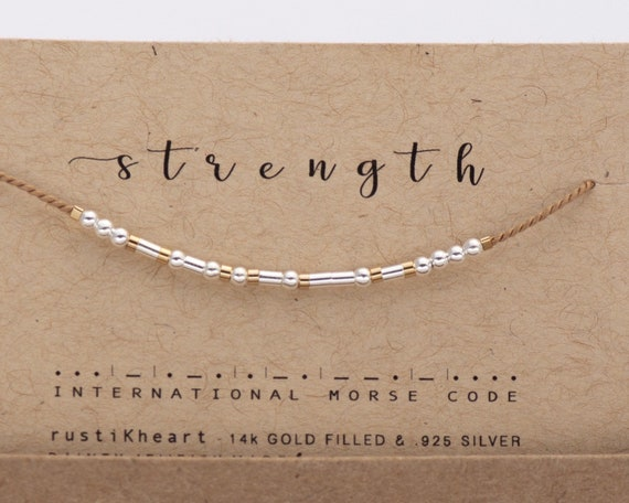 Silver Strength with Gold Spacers