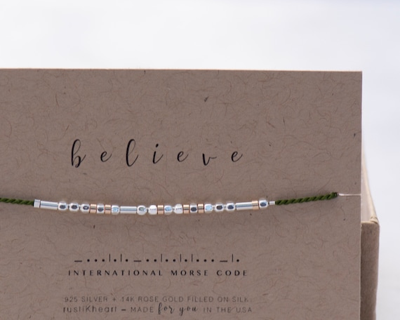 Believe Faceted