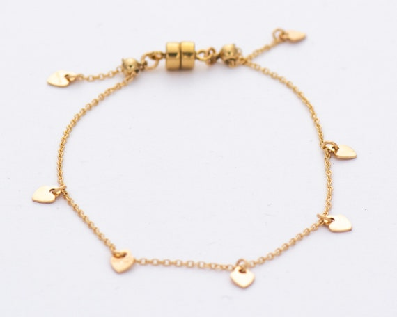 Valentina Tiny Hearts  Bracelet