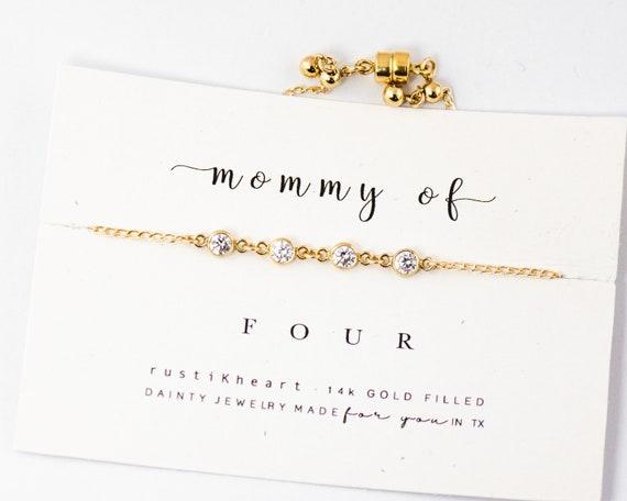 Mommy of - bracelet