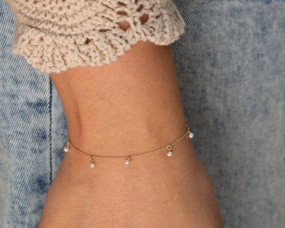 Macarena Pearls Bracelet