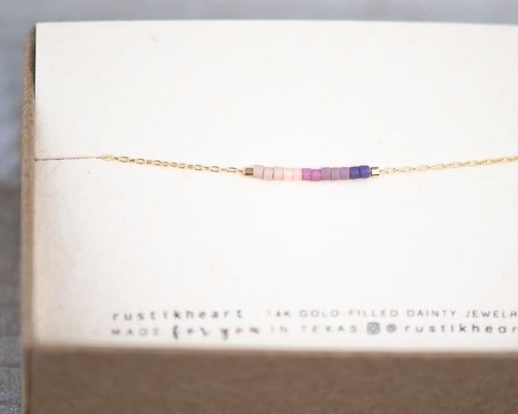 Shades of Sweet Bracelet