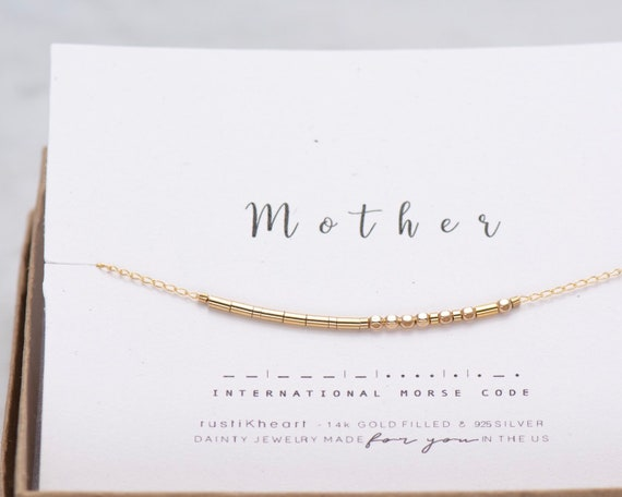 Gold Faceted Dainty Necklace