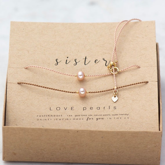 Sister Love Pearls