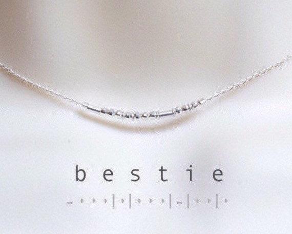 Bestie Sparkle Necklace