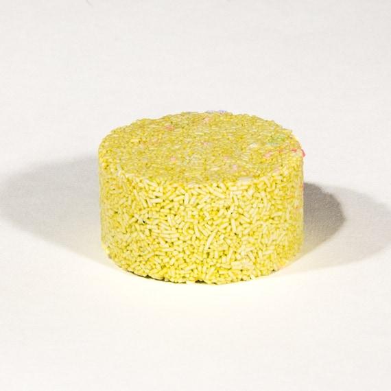 Lime Shampoo Bar: 60-Wash Lime, Lemon and Jojoba Oil solid shampoo