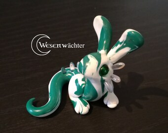 Handmade marble Hare