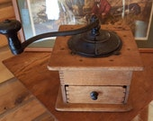 Vintage 1930s Coffee Grinder