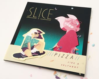 slice - slice of life artbook / comic