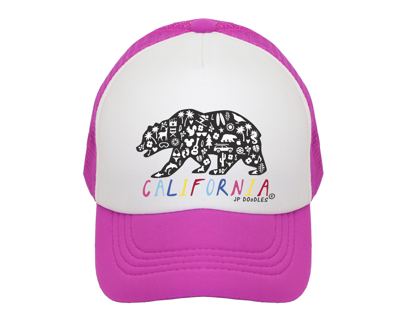 cba6ea86624 Kids Trucker Hat Kids Baseball Hat Baby Sun Hat Toddler