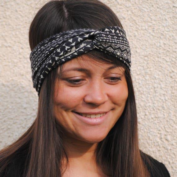 Tribal headband-Aztec Headband-Boho headband-Hippie  b747def5723