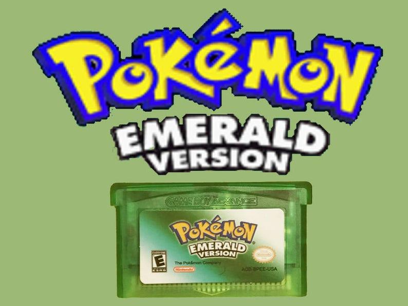 Pokemon wersja szmaragdowa pobierz