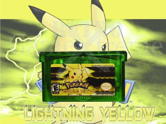 pokemon lightning yellow 0.12