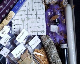 Beginner witch kit | Etsy