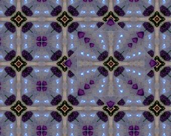 5 Designs Persian Garden Pattern Instant Download Digital Sheet For Artwork, Collage, Journals, Scrapbooking, Miniatures, Crafting