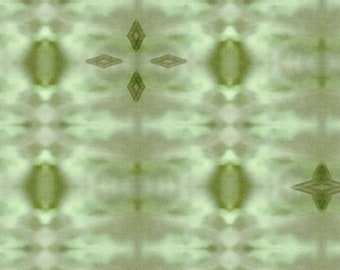 5 Designs Green Goddess Of The Forest Patterns Instant Download Digital For Artwork, Collage, Journals, Scrapbooking, Paper Crafting