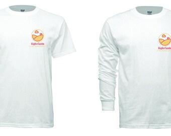 higherlands logo shirt