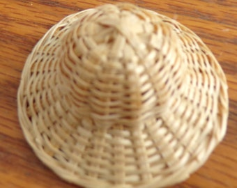 d5e2b394c29 Miniature straw hat