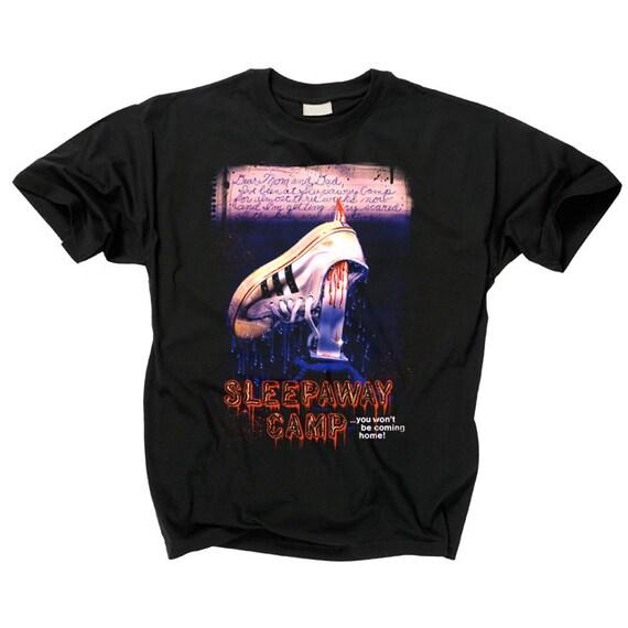 1712ee462f6 Sleepaway Camp T Shirt