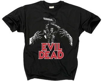 EVIL DEAD T shirt Ash