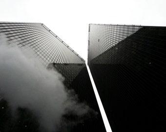 Buildings, Architecture, Houston Photography, Landscape Photography, Wall Art Print, Fine Art Print, Architecture Photography