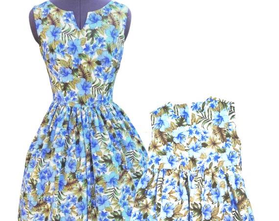 Mother Daughter Matching Dress Set, Handmade by ElizabethJulianah