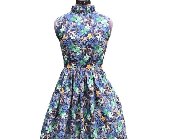 Mona |  Vintage Style Dress