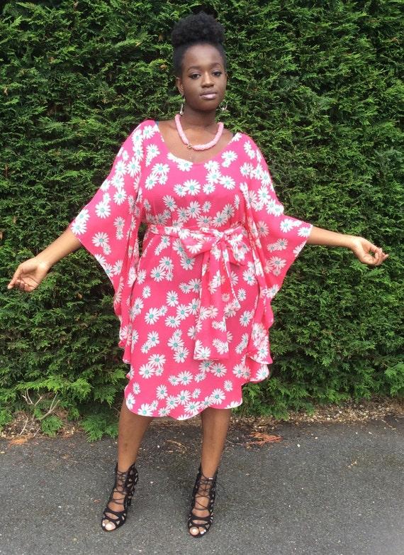 Kaftan, Kimono Dress handmade by ElizabethJulianah