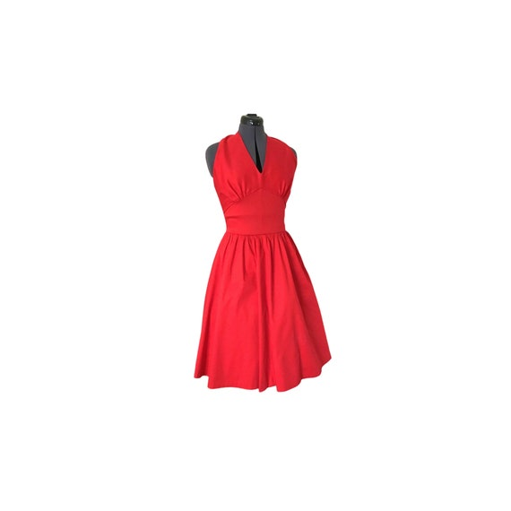 Midi Dress | Vintage Dress | Dresses | Pinup Dress  | 1950's | Marilyn Monroe  Dress
