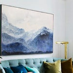 Oil painting, Hand made Extra Large Painting, Contemporary Art Abstract Painting, Large Canvas Art, Extra Large Wall Art, Landscape Painting