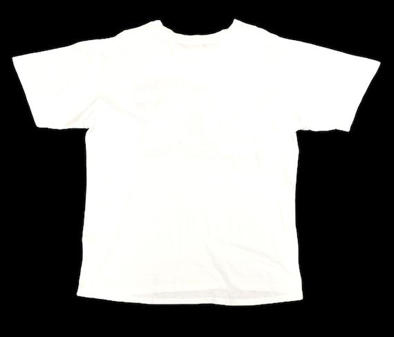 Rare Design Vintage Cartoon Tom Sawyer T-shirt 19… - image 2