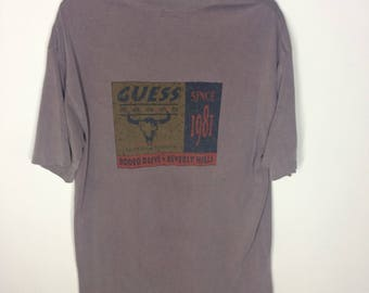 Vintage Guess T-shirt 90s