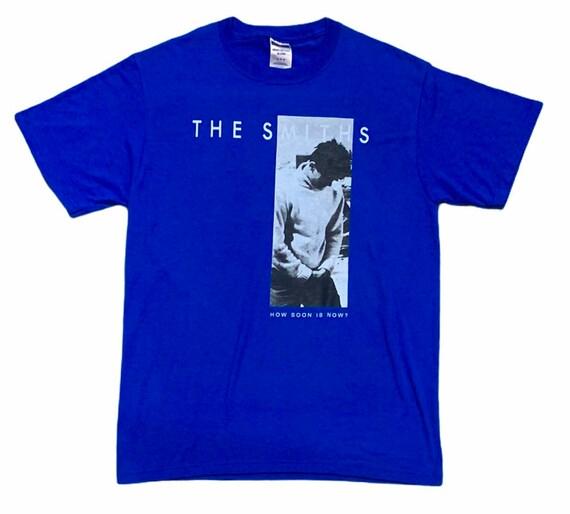 Rare Design Vintage Rock Band The Smiths Morrissey