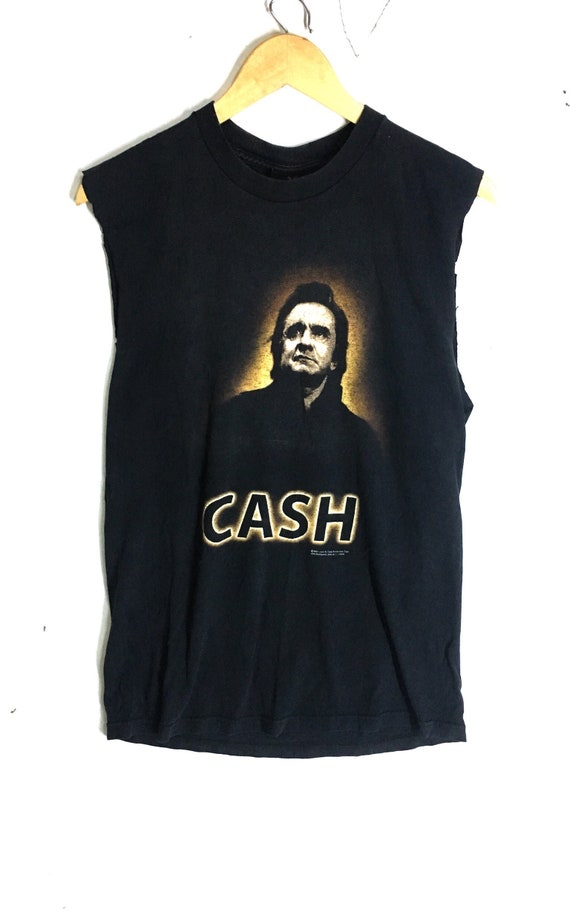 Rare Design Vintage Singer Johnny Cash T-shirt