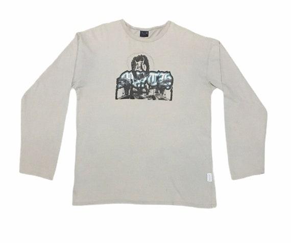 Rare Design Vintage Rock Band Radiohead T-shirt 19