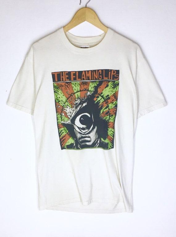 Rare Design Vintage Band The Flaming Lips X Jimi H